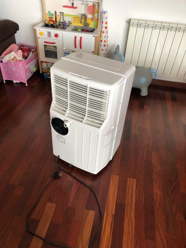 Aire acondicionado portátil (bombea de calor)