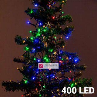 Luces de Navidad Multicolor Christmas Planet (400