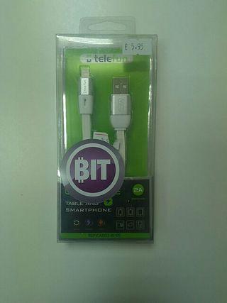 Cable USB para smartphone