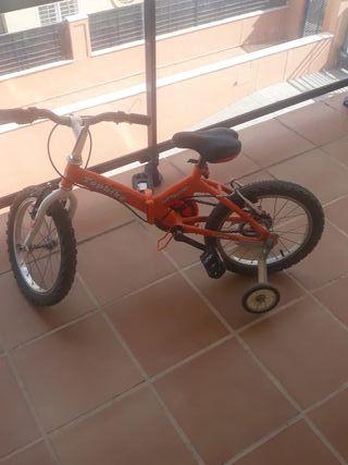 bici niño/niña