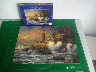 Puzzle 1000 piezas Schmidt de Thomas Kinkade