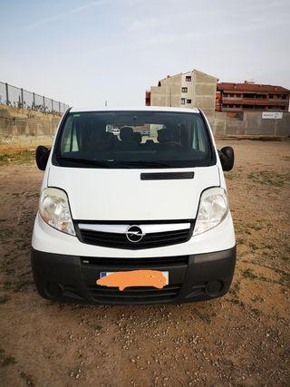 Opel Vivaro 2008