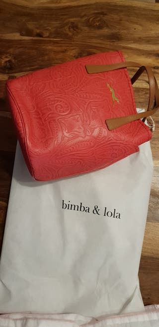 Bolso piel Bimba y Lola