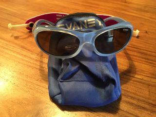Gafas de sol niños / EVANEY / azul