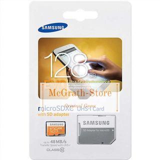 Samsung MicroSD EVO 128GB Clase 10 + Adaptador SDH