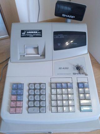 Caja registradora electronica