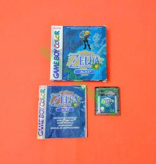 Zelda: Oracle of Ages / Game Boy Color
