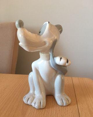 Figura pluto porcelana walt Disney