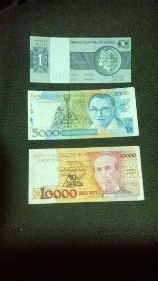billetes 2 Euros unidad