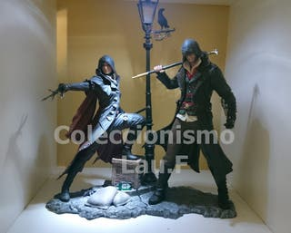 Assassins creed Figura Evie y Jacob Syndicate