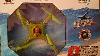 Dos dron grandes por 20€ los dos