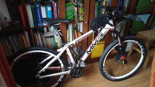 Bicicleta de montaña MMR aluminio