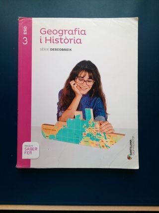 Geografia i Història 3 ESO. Sèrie Descobreix.