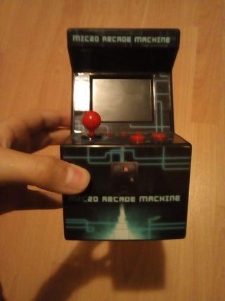 Micro arcade machine