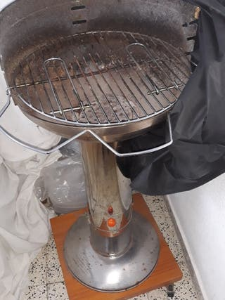BARBACOA DE CARBÓN