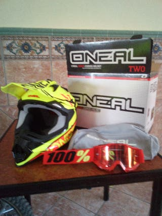 casco de cross ONEAL