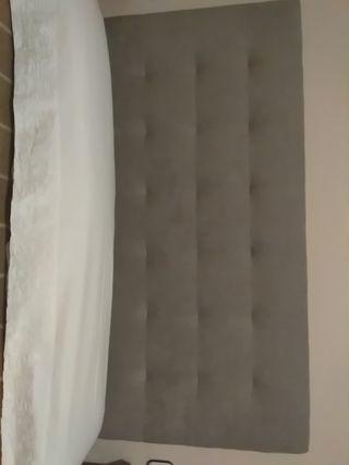 cabecero tapizado nuevo