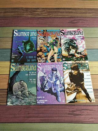 6 cómics Slumberland