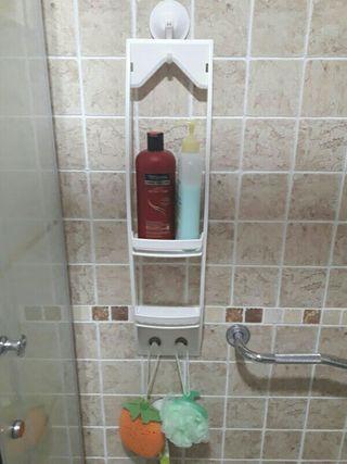 Estante baño