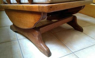 Balancín-butaca restaurada, comodísima