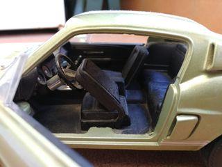 Maqueta Shelby Mustang GT500 '68