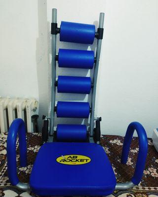 set de 2 aparato ejercicios abdominales