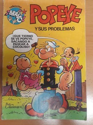 Cómics Popeye