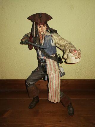 Figura de Jack Sparrow Neca piratas del Caribe