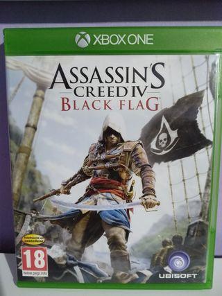 Assassins creed black flag IV Xbox one