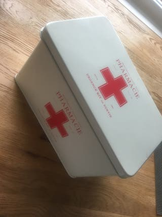 Caja para medicamentos