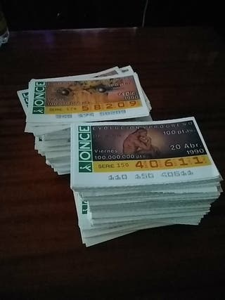 loteria cupon once viernes