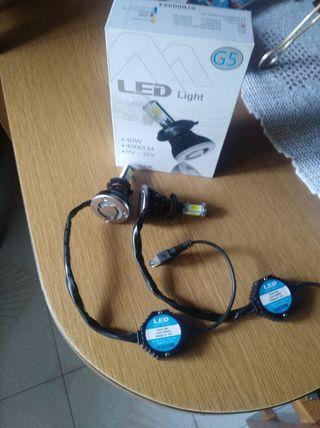Luz led h7