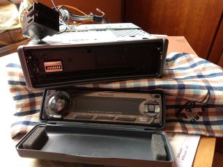 Radio CD Panasonic CQ-DFX203N
