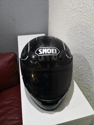 casco Shoei talla m