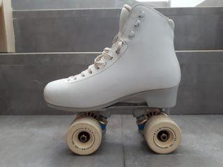 Patines patinaje artístico de escuela