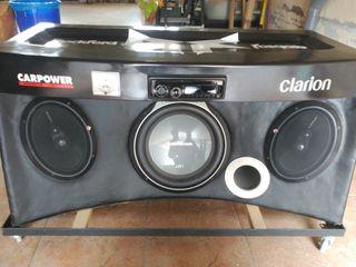 equipo musica car audio