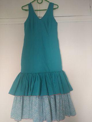 Vestido flamenca talla 36/38