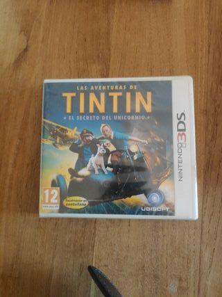 Aventuras de Tintin