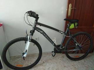 Cambio bicicleta de montaña