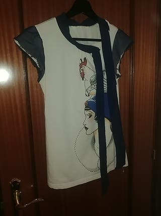 Blusa Fornarina