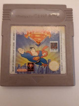 superman game boy