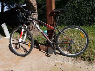 Bicicleta de montaña poco uso