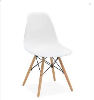 Pack de 4 sillas Nórdicas calidad premium