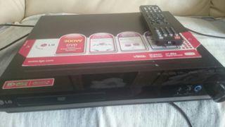 Reproductor DVD -LG con mando