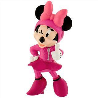 Figura corredora Minnie Mickey Racer Disney