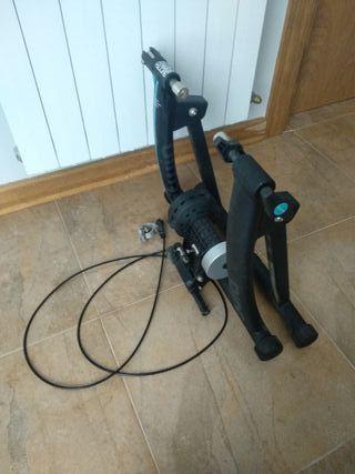 Rodillo ciclismo indoor