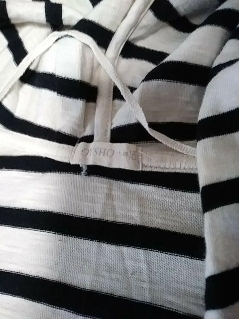 Albornoz algodon Oysho