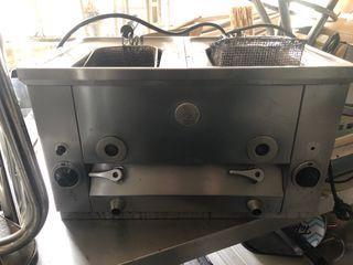 Freidora electrica