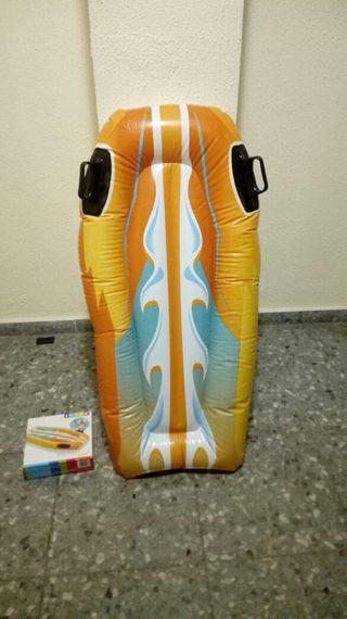 Tabla surf hinchable Intex 112x62