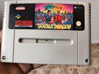 Súper Double Dragón esp